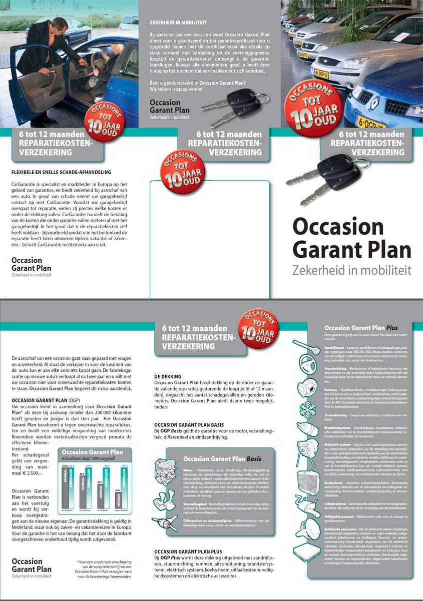 Occasion Garant Plan